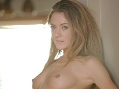 Skinny solo chick moans while fingering her wet pussy on the floor, Solo Models, Masturbation, Natural Tits, Toys, Vibrator, Long Hair, Pussy, Shaved Pussy, Babes videos