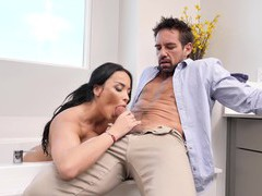 Passionate fucking on the bed with incredible wife anissa kate, Couple, Hardcore, Pornstars, Latina, Cougars, Curvy, Brunettes, Bath, Soapy, Blowjob, Long Hair, Big Tits, Natural Tits, Pussy Licking, Pussy, Handjob, Doggystyle, Housewife videos