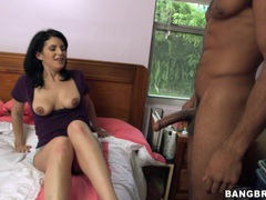 Stunning chick violet pleases a huge cock with her soft lips, Couple, Hardcore, Brunettes, Latina, Natural Tits, Asshole, Pussy, Interracial, Blowjob, Big Cocks, Big Black Cock videos