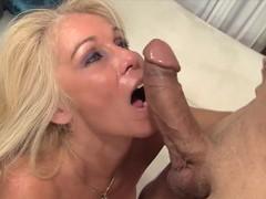 Naughty grandmas taking hard dicks in mouth and perform wonderful blowjobs, Mature videos