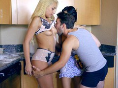 Short hair wife cadey mercury shares her hubby with carmen caliente, Threesome, FFM, Hardcore, Bra, Panties, Asslick, Pussy, Shaved Pussy, Natural Tits, Hot Ass, Latina, Tattoo, Pussy Licking, Blowjob, Cowgirl, Missionary movies at freekilomovies.com