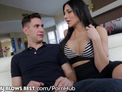 Mommyblowsbest lonely milf craved my cock, Big Tits, Blowjob, Cumshot, MILF, Pornstar, Popular With Women videos