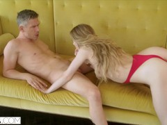 Vixen naughty mistress loves teasing her man in front of his wife, Big Dick, Blonde, Hardcore, Pornstar, Reality, Teen (18+), Small Tits, Popular With Women movies at freekilomovies.com