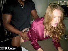 Blackedraw insatiable wife calls for bbc as soon as husband is gone, Babe, Big Dick, Hardcore, Interracial, Pornstar, Red Head videos