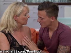 Lustygrandmas mature cougar takes that dick!, Amateur, Big Tits, Blonde, Hardcore, Mature, Old/Young movies at find-best-pussy.com