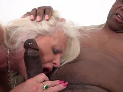 Mature sexual anal screaming wants that big cock in ass pussy deep swallow, Big Dick, Blonde, Hardcore, Interracial, Mature, Anal, Rough Sex videos
