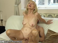 21sextreme horny granny rides studs throbbing cock, Blonde, Hardcore, Mature, Euro, Small Tits movies at find-best-babes.com