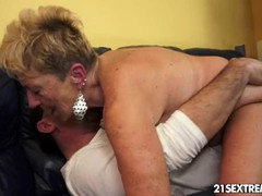 Granny off duty, Big Dick, Blonde, Hardcore, Mature movies at find-best-babes.com