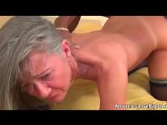 Grey haired granny enjoys big black cock, Amateur, Hardcore, Interracial, Mature, Pornstar, Small Tits movies at find-best-babes.com