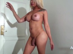 Playing in her winter coat with her big titties busting out, Big Dick, Big Tits, Blonde, Masturbation, Transgender movies at find-best-lingerie.com