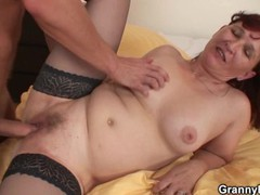 Guy picks up redhead old granny from street, Mature, Reality, Red Head, Czech, Old/Young movies at find-best-babes.com