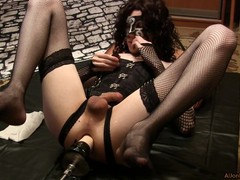 The white hand fisting in the ass, sissy in the corset, Amateur, Cumshot, Toys, Anal, Transgender, Verified Amateurs movies at find-best-lingerie.com