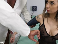 2 fake doctors and big titty patient have bi anal threesome, Big Ass, Big Tits, Blowjob, Hardcore, Anal, Threesome, Bisexual Male, Pussy Licking movies at find-best-mature.com