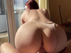 Cowgirl and doggystyle with redhead wife kleomodel, Amateur, Big Ass, Blowjob, Teen (18+), POV, Red Head, British, 60FPS, Verified Amateurs tubes