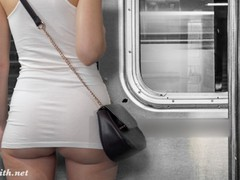 Upskirt flashing in subway — virtual reality with jeny smith, Amateur, Big Ass, Babe, Fetish, Public, Pornstar, Red Head, Compilation, Small Tits, Russian movies