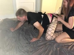 My cd bf lifts his skirt and spreads his ass to share my doublesided dildo with me , Amateur, Big Ass, Cumshot, Fetish, Handjob, Toys, Anal, Transgender, Exclusive, Verified Amateurs movies