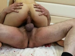 Horny housewife gets fucked hard by the handymans hard cock, Amateur, Creampie, Hardcore, MILF, POV, Rough Sex, Verified Amateurs movies at find-best-hardcore.com