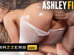 Brazzers - thicc ashley fires get ass fucked through yoga pants, Big Ass, Big Dick, Cumshot, Hardcore, Pornstar, Anal, Popular With Women movies at freekiloclips.com