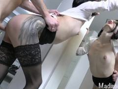 He passes the exam to his sexy teacher, Amateur, Creampie, Cumshot, Reality, Small Tits, Role Play, Russian, Verified Amateurs movies at find-best-videos.com