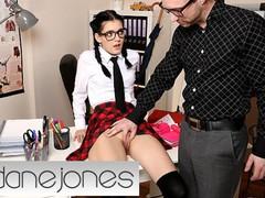 Dane jones teacher spanks and fucks naughty schoolgirl anie darling, Babe, Big Dick, Blowjob, Pornstar, Teen (18+), School, Czech, Pussy Licking movies at freekiloclips.com
