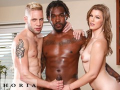 Wolf hudson shares his boyfriend with old college girlfriend - biphoria, Big Ass, Big Dick, Big Tits, Blowjob, Interracial, Anal, Threesome, Bisexual Male movies at find-best-babes.com