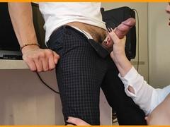 Horny secretary sucks her boss after work  angel xxx diabla, Amateur, Babe, Big Dick, Blowjob, Cumshot, Handjob, Masturbation, Exclusive, Verified Amateurs movies at kilopills.com