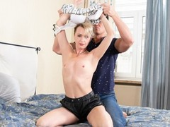 Mature4k short-haired mature hooked up with man before signing contract, Blonde, Blowjob, Mature, MILF, Small Tits, Russian, Pussy Licking videos