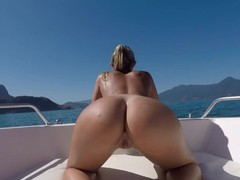 Boat summer anal sex - prone bone, outdoor sex, dogstyle, cowgirl - perfectblonde69 , Amateur, Big Ass, Big Tits, Cumshot, Public, Anal, POV, Exclusive, Verified Amateurs movies at nastyadult.info
