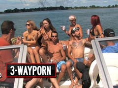 3-way porn - big boat group sex party - part 2, Orgy, Babe, Big Tits, Brunette, Public, Party, Small Tits, Squirt movies at nastyadult.info