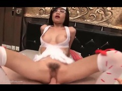 Ladyboy nurse fucked in her post op pussy movies at kilotop.com