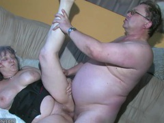 Chubby grannma and her girlfriend bbw nurse have big fun videos
