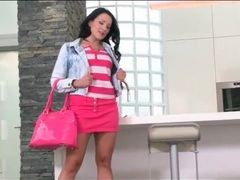 Skirt and heels on a hot girl in tease porn video movies at dailyadult.info