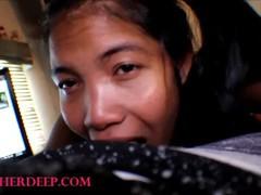 Pigtails thai teen heather deep selfie best deepthroat blowjob in the world, Asian, Amateur, Big Dick, Blowjob, Pornstar, Teen (18+), POV movies at find-best-panties.com