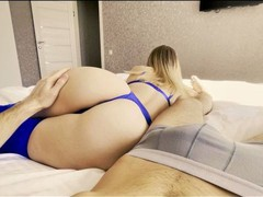 Sensual morning sex ended up with hard doggy - lil_elle, Big Ass, Babe, Big Tits, Blowjob, Creampie, POV, Rough Sex, Exclusive, Verified Amateurs videos