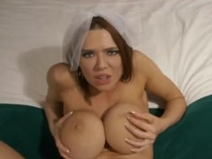 Wedding night with your busty virgin bride kylee nash, Big Tits, Blowjob, Pornstar, POV, Red Head, Verified Models movies at find-best-panties.com