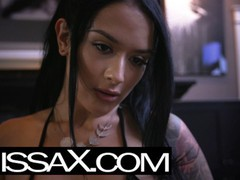 Missax.com - through new eyes - sneak peek, Big Ass, Big Tits, Brunette, Pornstar, Reality tubes