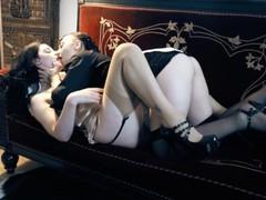 American horror story cosplay - komm spiel mit uns ben..., Babe, Big Tits, Hardcore, Pornstar, Teen (18+), Threesome, Verified Models movies at kilopills.com