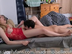 He eats my pussy to intense orgasm and then he face fuck - homemade, Amateur, Babe, Big Tits, Blonde, Rough Sex, 60FPS, Exclusive, Pussy Licking, Verified Amateurs movies at kilomatures.com