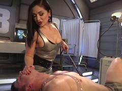 Futuristic medical fetish dungeon, Big Dick, Fetish, Toys, Pornstar, Rough Sex tubes