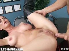 Brandy aniston will do anything to get her medical licence, Big Tits, Brunette, Pornstar, Anal movies at freekilomovies.com