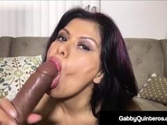Spicy mexican milf gabby quinteros dildo fucks herself!, Big Ass, Big Tits, Brunette, Masturbation, Toys, Latina, MILF, Pornstar tubes