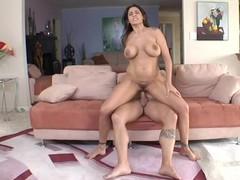 Bangbros - curvy mexican babe raylene with them nice big tits, Big Ass, Big Tits, Brunette, Blowjob, Hardcore, Latina, Pornstar videos