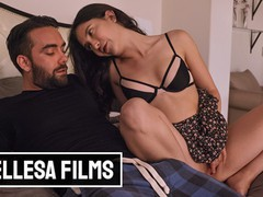 Bellesa - hot jane wilde seduces logan pierce on their vacation and rides his big cock until he cums, Babe, Big Dick, Brunette, Pornstar, Small Tits videos