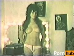 Softcore nudes 132 50s and 60s - scene 3, Amateur, Big Tits, Hardcore, Vintage tubes