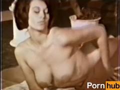 Softcore nudes 169 50s and 60s - scene 4, Amateur, Big Tits, Vintage tubes