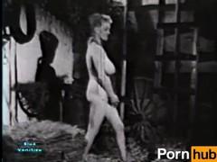 Softcore nudes 114 40s and 50s - scene 4, Amateur, Big Tits, Vintage tubes