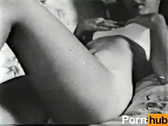 Softcore nudes 504 50s and 60s - scene 2, Striptease, Vintage, Compilation tubes