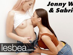 Lesbea czech teen sabrisse and blonde babe have pussy eating orgasm, Babe, Big Tits, Brunette, Lesbian, Pornstar, Teen (18+), Czech, Pussy Licking videos