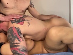 Bbw thickestvegan in her first bisexual threesome!! with wolf hudson and steve rickz, BBW, Blowjob, Interracial, Latina, Anal, Double Penetration, Bisexual Male, 60FPS, Verified Models movies at find-best-panties.com