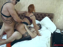 Xdominant 023 - cuckold bdsm orgy, Fetish, Anal, Threesome, Rough Sex, Double Penetration, Role Play, Cuckold movies at find-best-babes.com